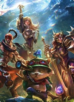League of Legends Boosting Service